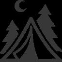 Kris camping