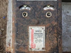 Old Bryant furnace limit switch